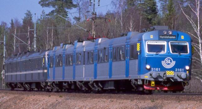 Tåg sverige